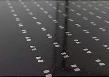 Protótipo de circuito impresso dupla face sp